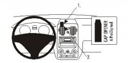 Fixation voiture Proclip  Brodit Hyundai Getz Réf 853747