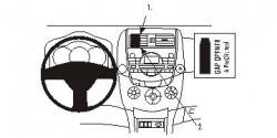 Fixation voiture Proclip  Brodit Toyota RAV 4 Réf 853753