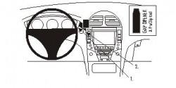 Fixation voiture Proclip  Brodit Lexus ES Series Réf 853846