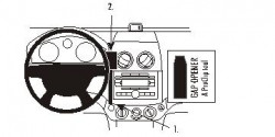 Fixation voiture Proclip  Brodit Chevrolet Aveo Réf 853923