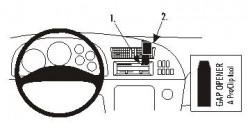 Fixation voiture Proclip  Brodit Chevrolet T-series Réf 853934