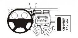 Fixation voiture Proclip  Brodit Honda CR-V Réf 853940