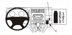 Fixation voiture Proclip  Brodit Honda CR-V Réf 853941