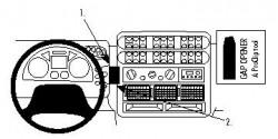 Fixation voiture Proclip  Brodit Iveco Euro Cargo Réf 853971