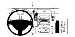 Fixation voiture Proclip  Brodit Citroen C-Crosser Réf 854000