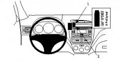 Fixation voiture Proclip  Brodit Subaru Forester Réf 854082