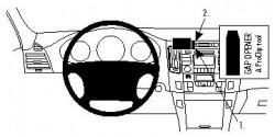 Fixation voiture Proclip  Brodit Hyundai Sonata Réf 854190