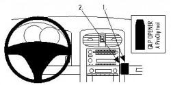 Fixation voiture Proclip  Brodit Chevrolet Corvette Réf 854233
