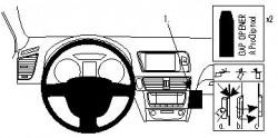 Fixation voiture Proclip  Brodit Audi Q5 Réf 854264
