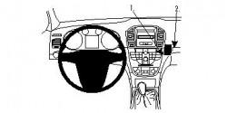 Fixation voiture Proclip  Brodit Buick Regal Réf 854277