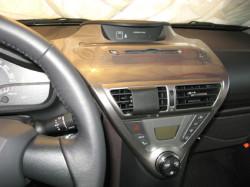 Fixation voiture Proclip  Brodit Scion iQ Réf 854291