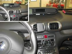 Fixation voiture Proclip  Brodit Citroen C3 Picasso Réf 854293