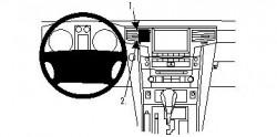 Fixation voiture Proclip  Brodit Lexus LX Series Réf 854324