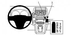 Fixation voiture Proclip  Brodit Lexus HS Series Réf 854409