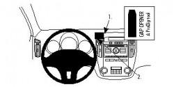 Fixation voiture Proclip  Brodit Kia cee'd Réf 854434