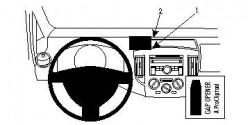 Fixation voiture Proclip  Brodit Nissan Evalia  2015 tableau de bord ne sont pas identiques dans tous les pays, de confirmer visuellement votre tableau de bord. Réf 854463