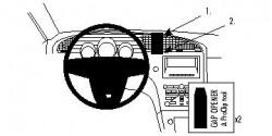 Fixation voiture Proclip  Brodit Saab 9-5 Réf 854516