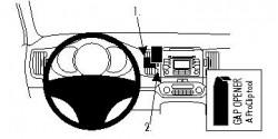Fixation voiture Proclip  Brodit Kia Sportage Réf 854557