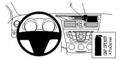 Fixation voiture Proclip  Brodit Mazda 5 Réf 854623