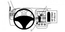 Fixation voiture Proclip  Brodit Fiat Doble Réf 854693