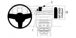 Fixation voiture Proclip  Brodit Chevrolet Camaro  SEULEMENT pour les modèles avec haut-parleur couvrir sur le dessus du tableau de bord. Réf 854705