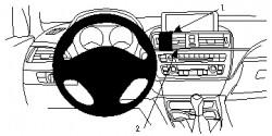 Fixation voiture Proclip  Brodit BMW 3GT, F34 Réf 854740