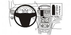 Fixation voiture Proclip  Brodit Buick Encore Réf 854874