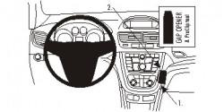 Fixation voiture Proclip  Brodit Buick Encore Réf 854875