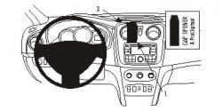 Fixation voiture Proclip  Brodit Dacia Lodgy Réf 854899