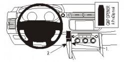 Fixation voiture Proclip  Brodit Land Rover Range Rover Sport Réf 854937