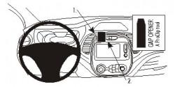 Fixation voiture Proclip  Brodit Renault Captur Réf 854941