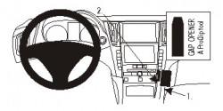 Fixation voiture Proclip  Brodit Infiniti Q50 Réf 854964