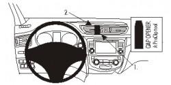 Fixation voiture Proclip  Brodit Nissan Qashqai Réf 854993