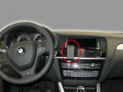 Fixation voiture Proclip  Brodit BMW X3 Réf 855044