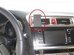 Fixation voiture Proclip  Brodit Subaru Outback Réf 855053