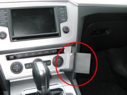 Fixation voiture Proclip  Brodit Volkswagen Passat Réf 855069