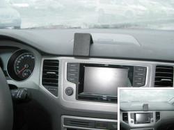 Fixation voiture Proclip  Brodit Volkswagen Golf Sportsvan Réf 855074