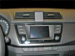 Fixation voiture Proclip  Brodit Skoda Fabia Réf 855076