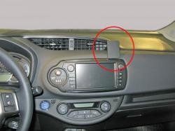 Fixation voiture Proclip  Brodit Toyota Yaris Réf 855082