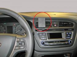 Fixation voiture Proclip  Brodit Hyundai i20 Réf 855083
