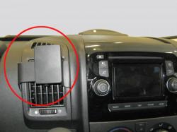 Fixation voiture Proclip  Brodit Citroen Jumper Réf 855085