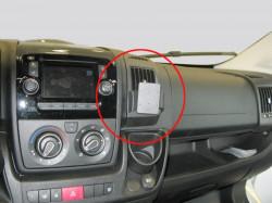 Fixation voiture Proclip  Brodit Citroen Jumper Réf 855086