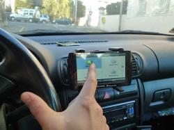 Support voiture pour tablettes multimédia