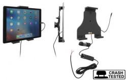 Support tablette ajustable avec cable lightning (différentes tailles disponibles) inst. fixe