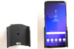 Support Samsung Galaxy S9+ passif. Réf Brodit 711039