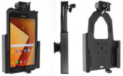 Support Samsung Galaxy Tab Active 2. SM-T390/SM-T395 passif verrouillé à clé. Réf Brodit 739003