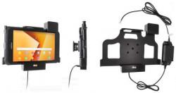 Support tablette Samsung Galaxy Tab Active 2. SM-T390/SM-T395 sécurisé - pour installation fixe. Réf Brodit 747003