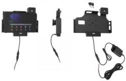 Support Samsung Galaxy Tab Active 2 & 3 verrouillé à clé pour installation fixe. Réf Brodit 736224