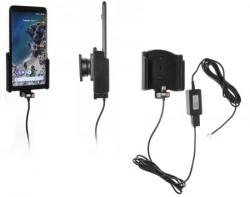 Support téléphone Google Pixel 2 XL pour installation fixe. Réf Brodit 727015
