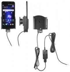Support téléphone HTC U11 pour installation fixe. Réf Brodit 727012
